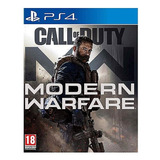 Call Of Duty Modern Warfare Ps4 Digital Garantido //zgames//