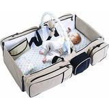 Cama Bebe Transportable Bolso Maternal - Narvaja