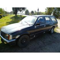 Camioneta Opel Caravan , Motor Toyota 2.0 ,caja De 5ta