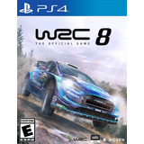 Wrc 8 World Rally Championship Juego Ps4 Original + Garantía