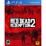 Red Dead Redemption 2 Ps4 Primaria Digital Envio Inmediato!