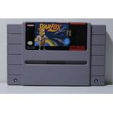Starfox Fx - Juego Original Super Nintendo