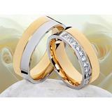Alianzas-compromiso -bodas-acero -zircones-enchape -bicolor