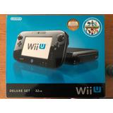 Consola Wii U 32gb 30 Juegos Disco Duro 250gb