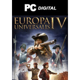 Europa Universalis 4 Iv Pc Español / Colección Dlc's Digital