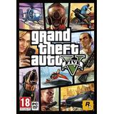 Grand Theft Auto 5 Gta V Digital / Pc Rockstar
