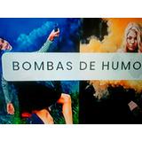 Bengalas De Humo,exteriores D Quinceañeras,9 Colores.envios.
