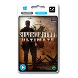 Supreme Ruler Century Collection Pc Español / Steam Original