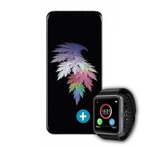 Samsung S8 Equipo Nuevo De Fabrica  + Smartwatch Bde