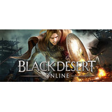 Black Desert Pc + Online Steam Original