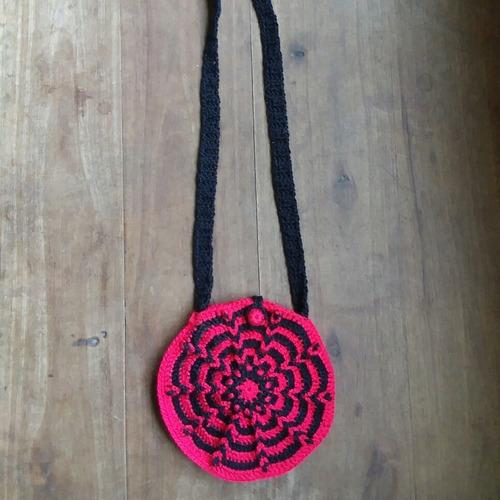 95a9d440c Cartera Tejida En Crochet. en venta en San José de Carrasco ...