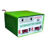 Cargador Bateria Moto 12v 6 V 8 Amp Electroimporta