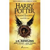 Libro: Harry Potter Y El Legado Maldito