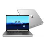 Notebook Hp 14`hd Intel N4000 4gb Ram 64gb Disco Solido Amv