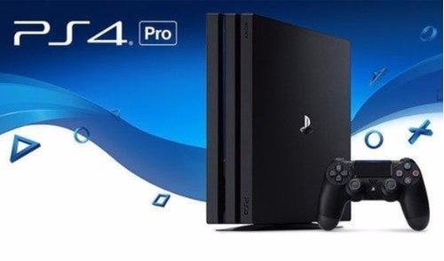 Playstation 4 Pro 1tb Ps4 - Para Tv 4k Y Salida Óptica Audio
