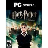 Harry Potter Y La Órden Del Fénix Pc Español / Full Digital