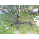 Arado  Escardillo   Antiguo  Impecable  $ 3220