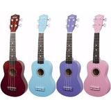 Ukelele Soprano Memphis C/ Funda - Consultar Colores