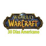 World Of Warcraft Wow 30 Días Suscripción Online Código