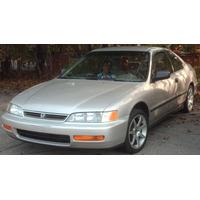 Libro De Taller Honda Accord Coupe, 1994-1997, Envio Gratis