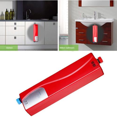 c7b85c62 Mini Calentador De Agua Instantaneo. On Demand. 3000w.