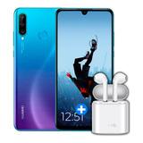 Huawei P30 Lite 128/4 + Lamina + Auric Inalam Gtia Oficial