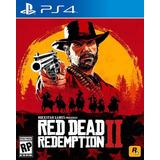 Red Dead Redemption 2 Juego Ps4 Original Español + Garantía