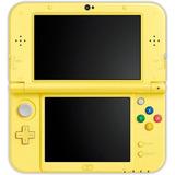 New Nintendo 3ds Xl Yellow Pikachu, Macrotec