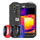 Cat S60 Caterpillar Cámara Termica 4g + Smarband Futuro21