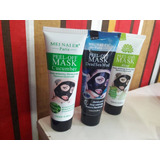Black Mask Para Puntos Negros Y Aclarante Facial