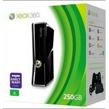 Xbox 360 36 Gb + 3 Discos Originales + Kinect Oca 12 Pagos