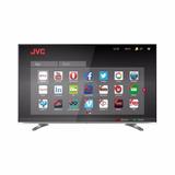 Tv Jvc Smart 50' Led Qcore 8gb Full Hd 12 Pagos Por Mp!!
