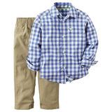 Set Camisa+pantalon Carter´s Varios Motivos Disponibles Nene