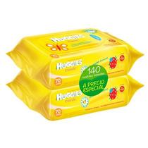 Toallitas Humedas Huggies Classic X140