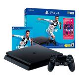 Consola Sony Playstation 4 1tb Fifa 19 Incluido  Nnet