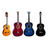 Guitarra Clasica Para Niño 1/4 Varios Colores