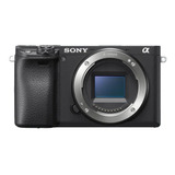 Cámara Sony Alpha Ilce-6400l Con Lente Kit 16-50m