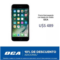 Celular Apple Iphone 7 128gb 4g Lte Cpo No Ref  Amv