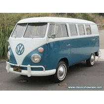 Libro De Usuario Volkswagen Kombi 65