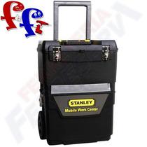 Caja De Herramientas Stanley 2 En 1 Portable Organizador