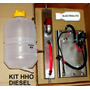 Kit Ahorro De Hho Para Ford Ranger Diesel 2.8 Y 3.0 Turbo