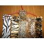 Nuevos, 2 X $ 90 Cintos Animal Print. Para Dama!!!