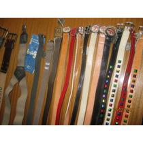 Cinturones Cintos Jean Pollera Vestido Blusa Hebilla