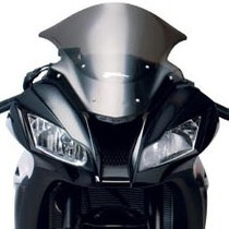 Parabrisas Zero Gravity Kawasaki Zx10 2011-2014 Sr Darksmoke