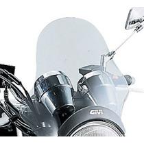 Parabrisas Moto Universal Givi A200 Farol Redondo Oferta!!
