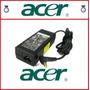 Cargador Acer Original 19v 3,42a Aspire One Travelmate Nuevo