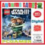 Lego Star Wars 3 Iii The Clone Wars (digital) (código) / Pc