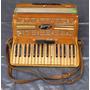 Acordeon Piano Scandalli 48 Bajos 2 Registros Para Repuestos