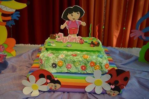 Adorno De Torta Para Cumpleaños Infantiles En Goma Eva $300 ...