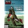 Model De Carton Scala 1:33 Sopwith Camel Albatros Fokker